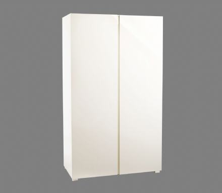 Puro Double Wardrobe - Cream